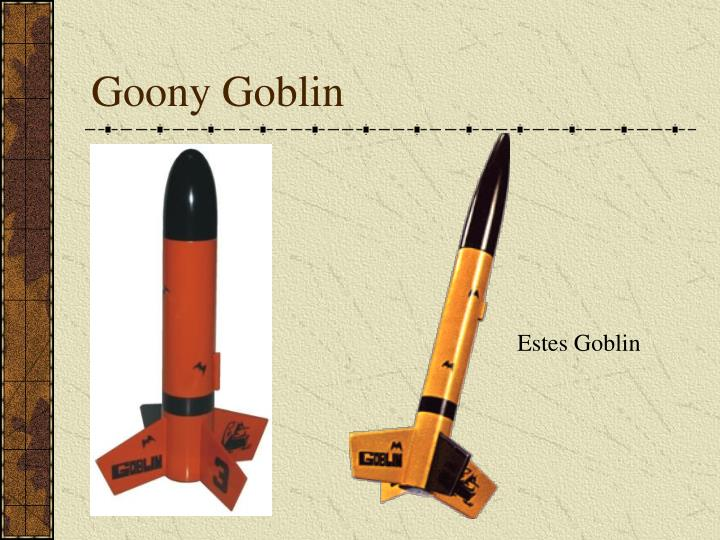 Goony Goblin