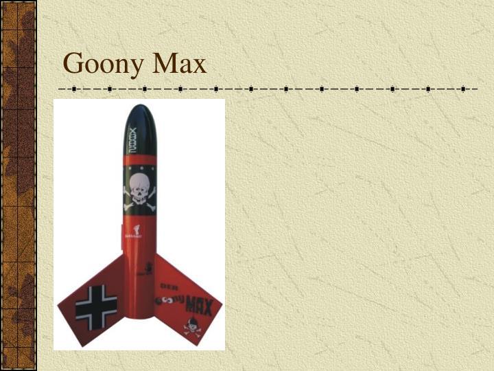 Goony Max