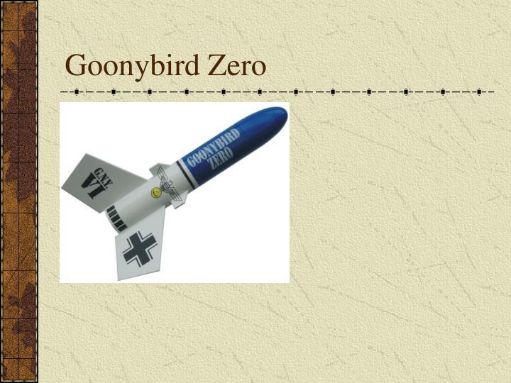 Goonybird Zero