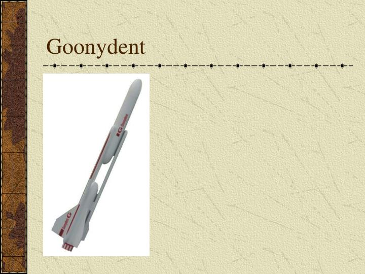 Goonydent
