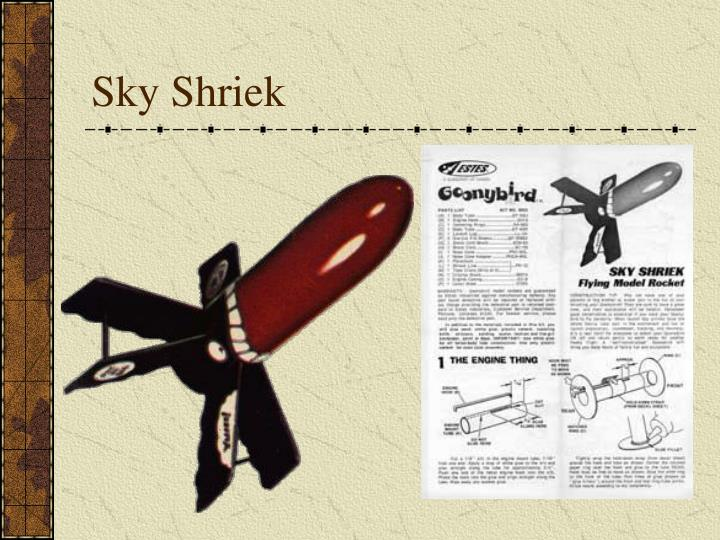 Sky Shriek