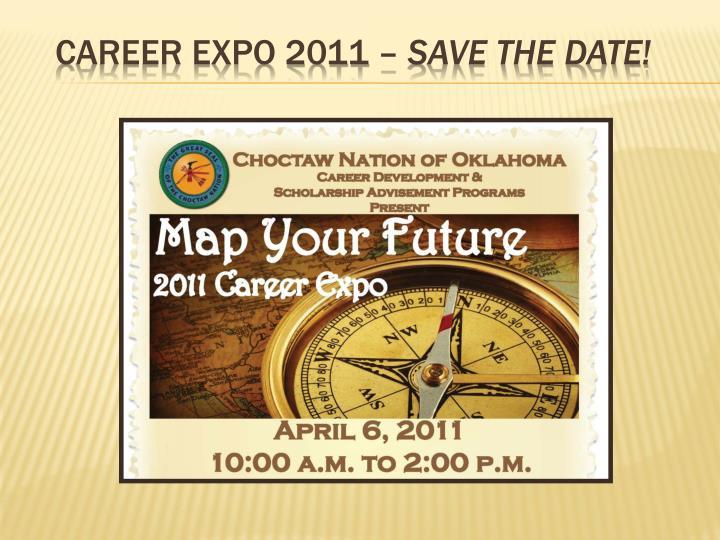 Career Expo 2011 –