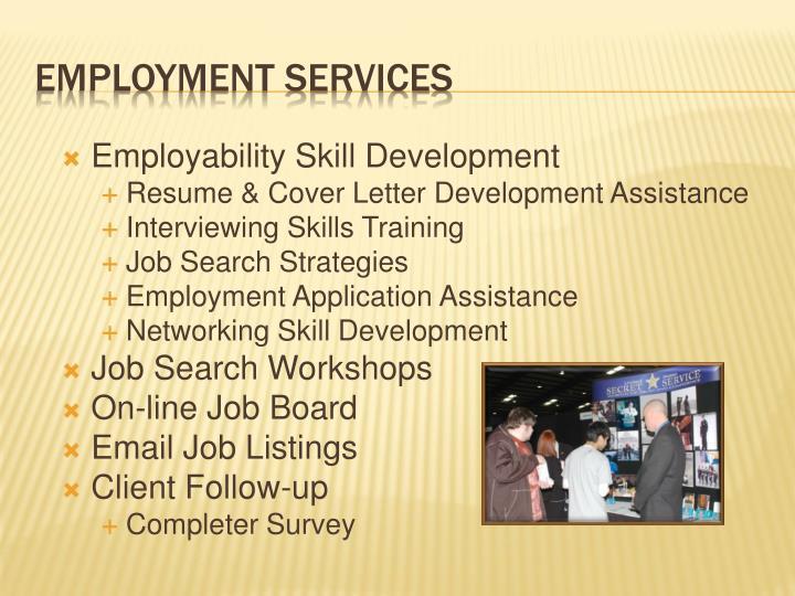 Employability Skill Development