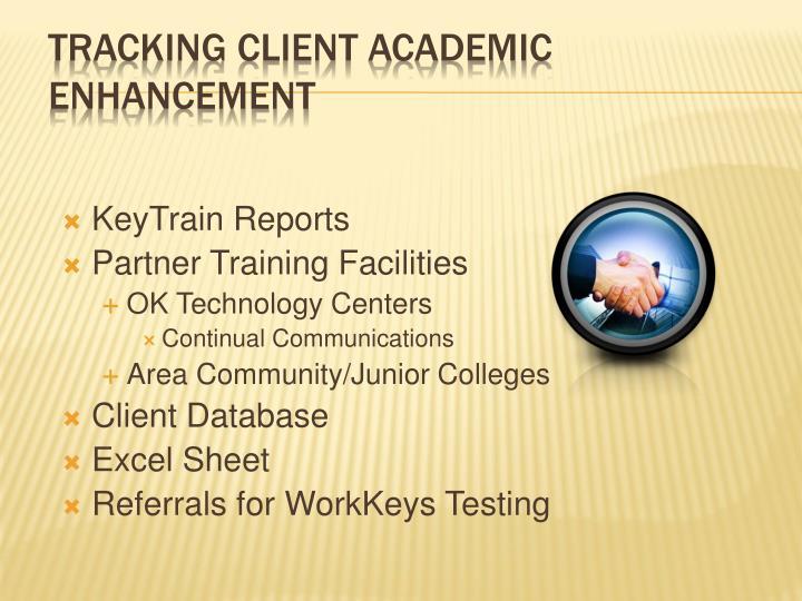 KeyTrain Reports