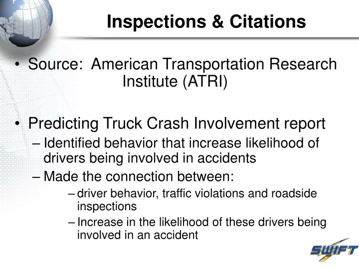 Inspections & Citations