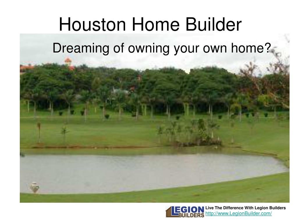 Dreaming of owning your own