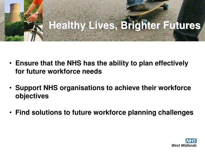 Healthy Lives, Brighter Futures