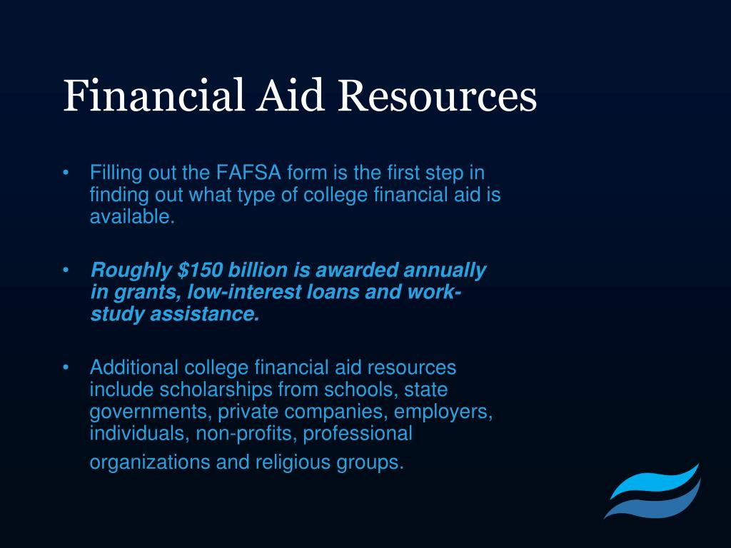 Financial Aid Resources