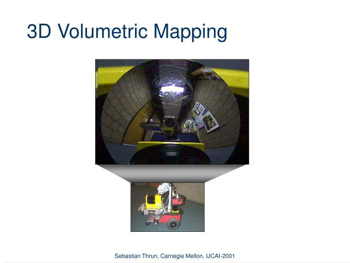 3D Volumetric Mapping