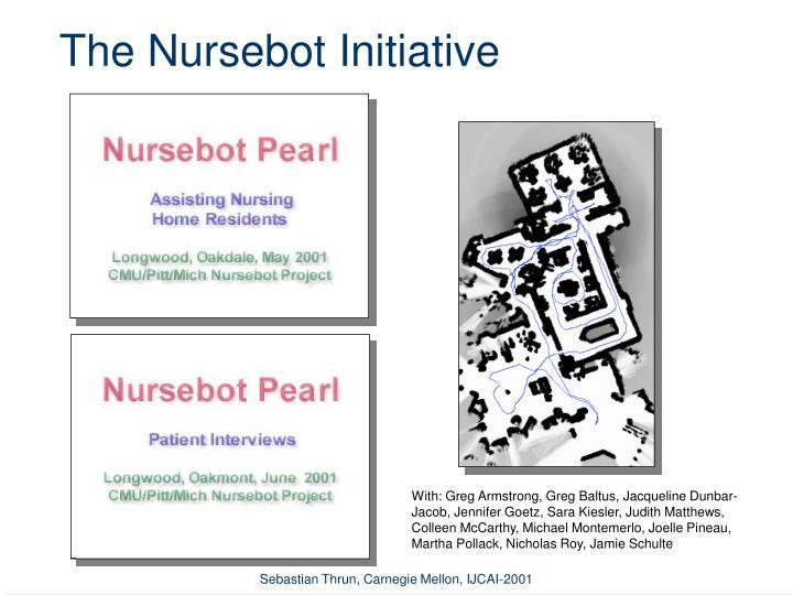 The Nursebot Initiative