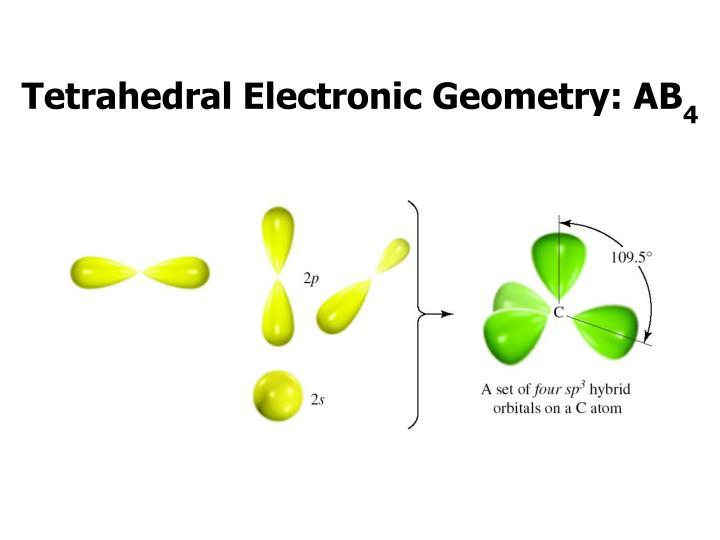 Ppt - Orbital Hybridization And Molecular Orbitals Powerpoint Presentation