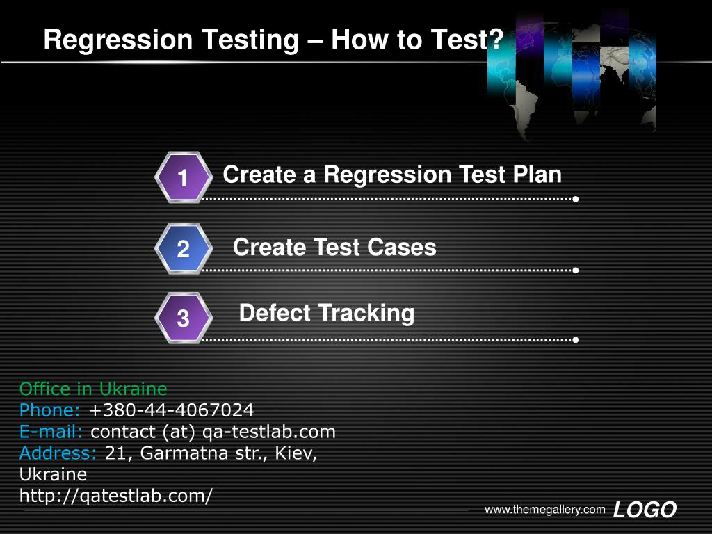Regression Testing – How to Test?
