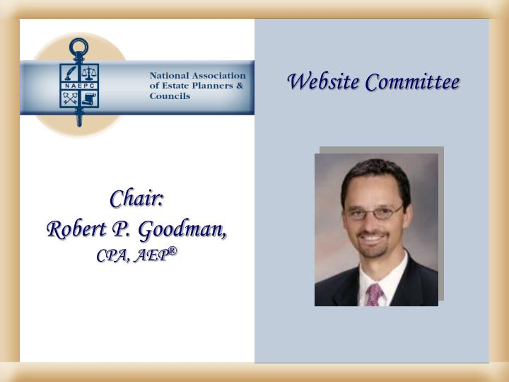 Website Committee