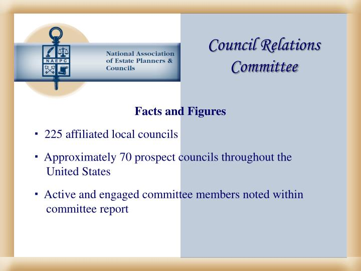 Council Relations Committee