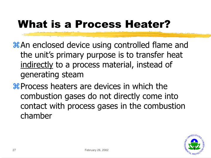What is a Process Heater?