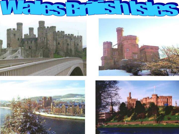 Wales British Isles