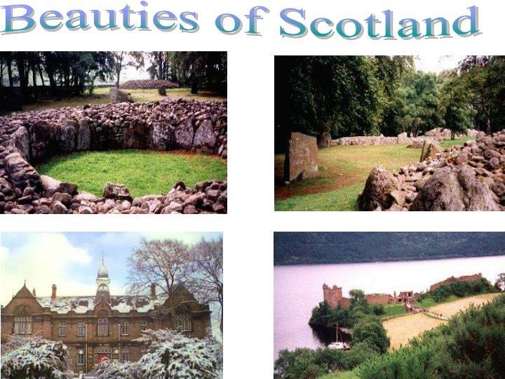 Beauties of Scotland