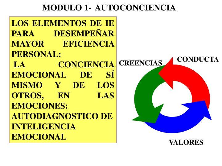 MODULO 1-