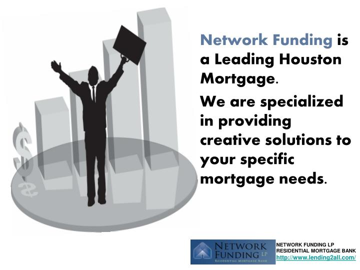 NETWORK FUNDING LP