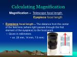 calculating magnification1