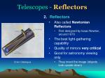 telescopes reflectors1