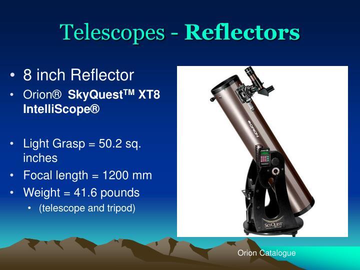 Telescopes -
