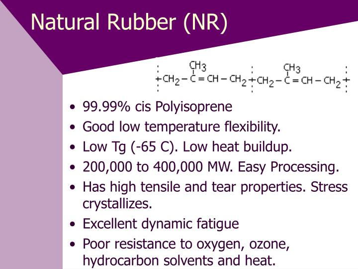 Natural Rubber (NR)