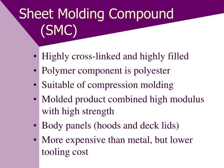 Sheet Molding Compound