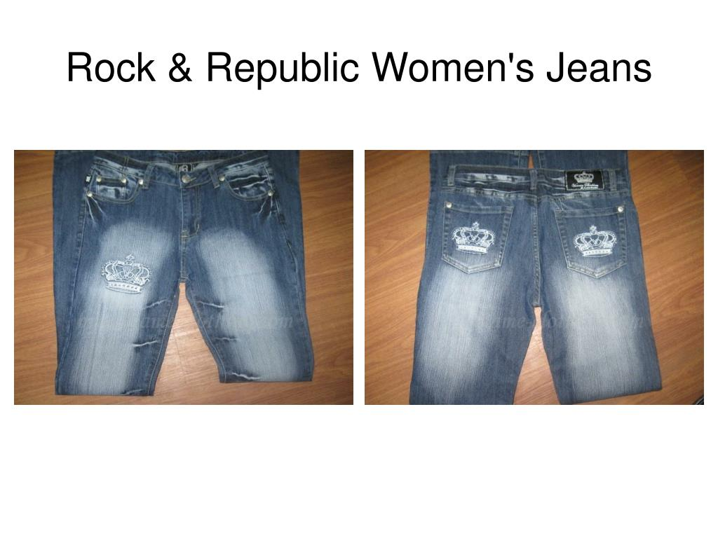 Rock & Republic Women's Jeans