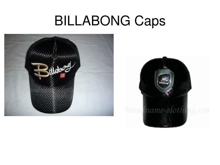 Billabong caps2