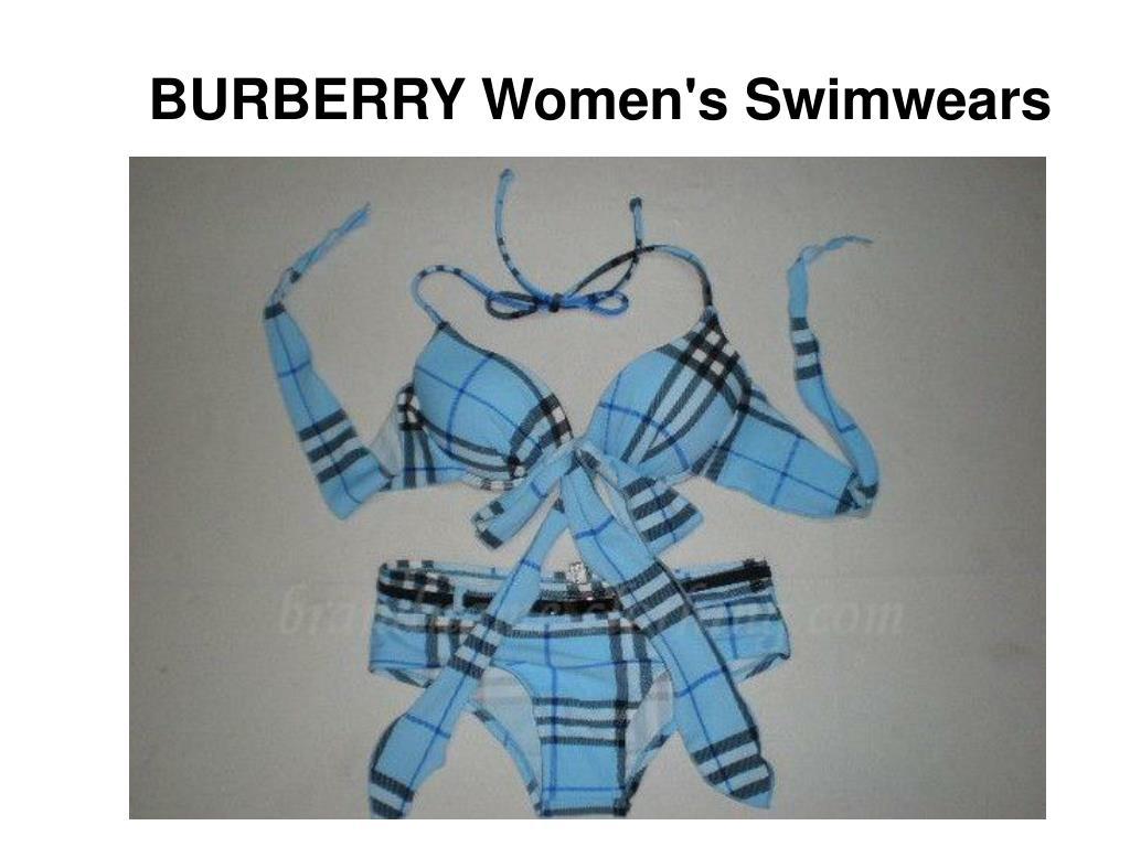 BURBERRY Women's Swimwears