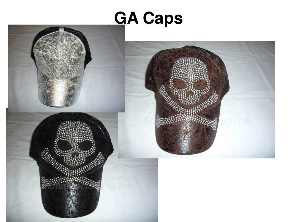 GA Caps