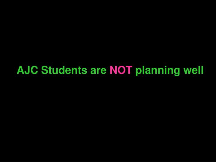 AJC Students are