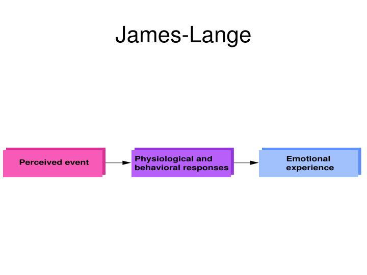 James-Lange