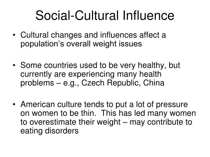 Social-Cultural Influence