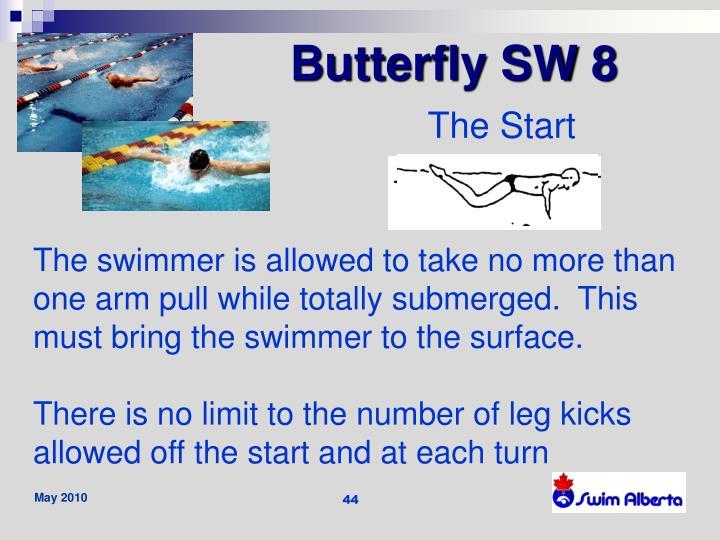 Butterfly SW 8