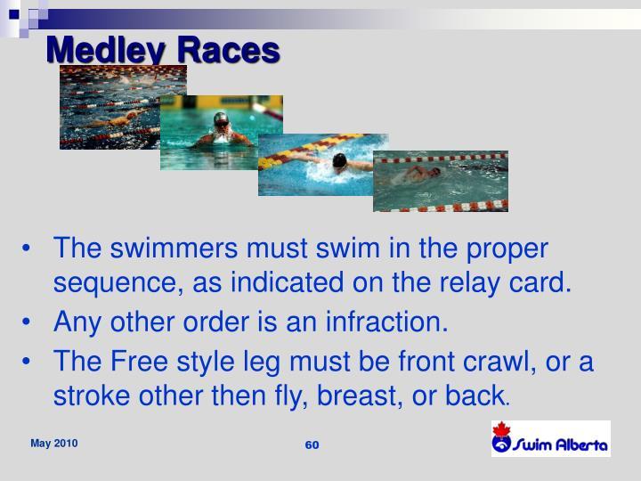 Medley Races