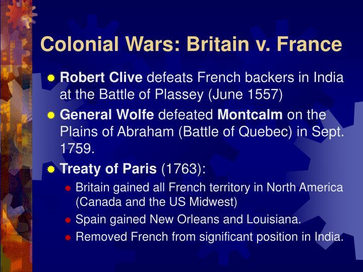 Colonial Society