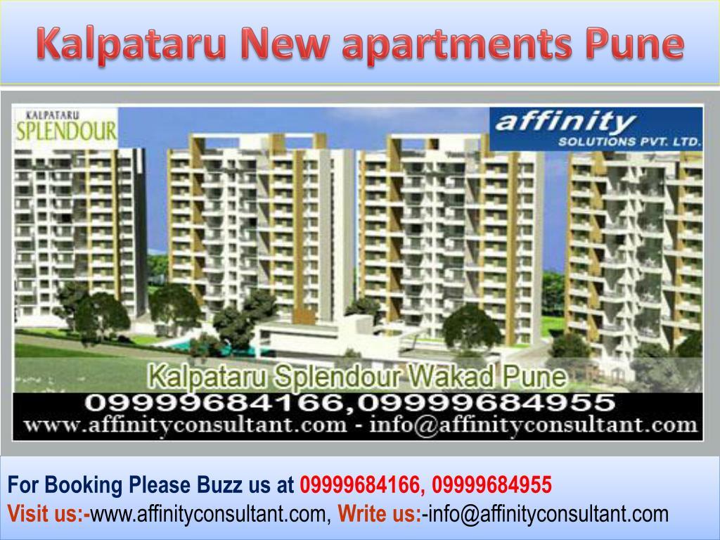Kalpataru New apartments Pune