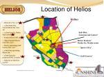 location of helios