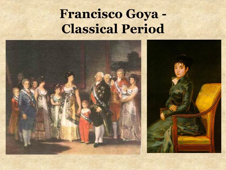 Francisco Goya -