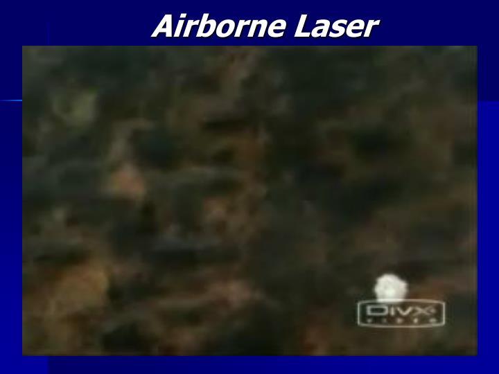 Airborne Laser