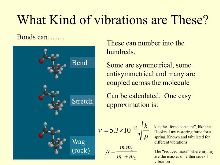 What Kind of vibrations are These?