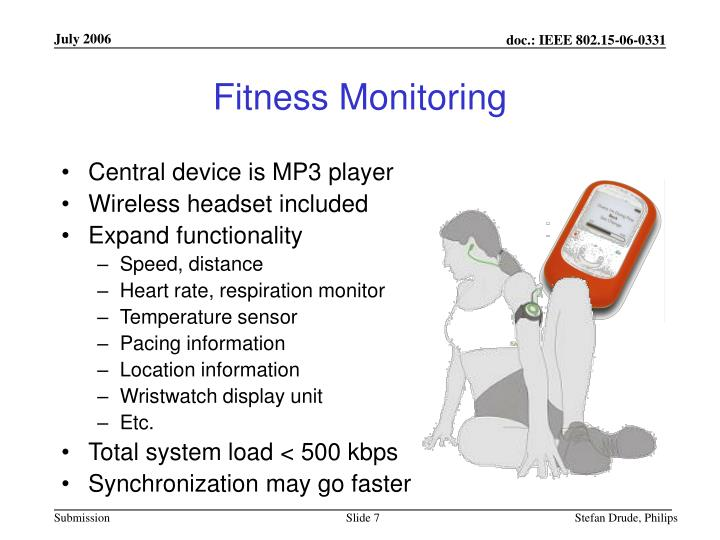 Fitness Monitoring