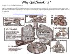 why quit smoking