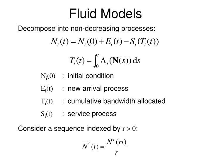Fluid Models