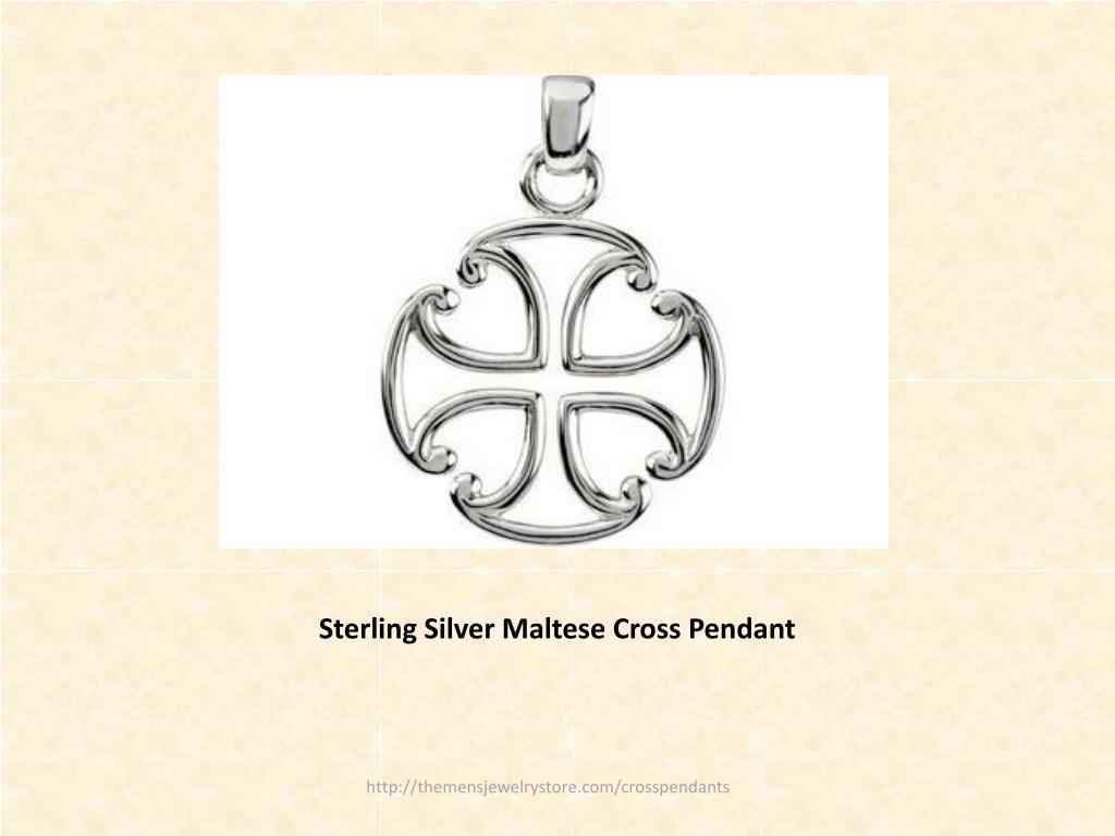 http://themensjewelrystore.com/crosspendants