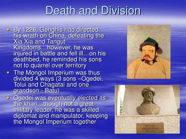 Death and Division