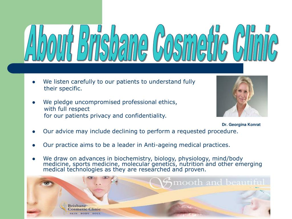 About Brisbane Cosmetic Clinic
