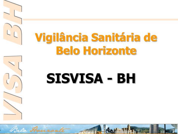 Vigilância Sanitária de Belo Horizonte